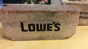 brick lowes
